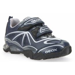 """Kényelmes, könnyű,"""" lélegző"""" Geox, villogó ledekkel"""
