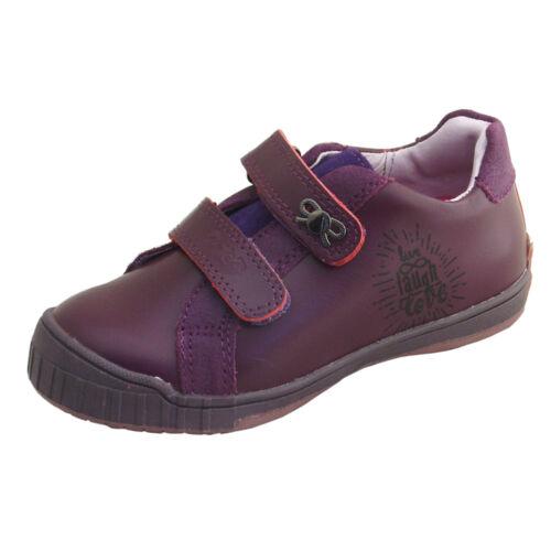 Valódi bőr, tépőzáras szupinált Ponte20 gyerekcipő