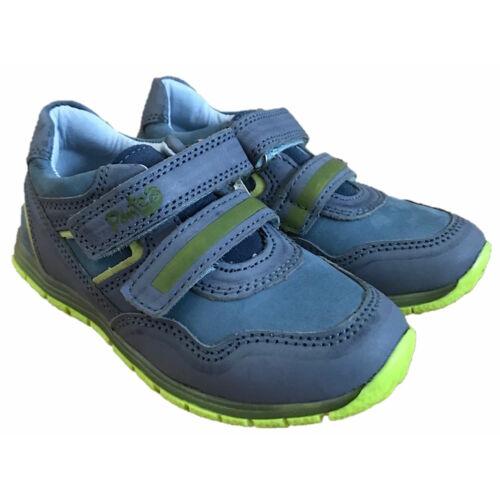 Könnyű valódibőr, szupinált Ponte20 gyerekcipő