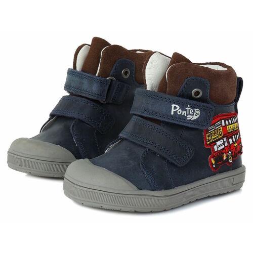 Könnyű, valódibőr, Ponte20 szupinált gyerekcipő