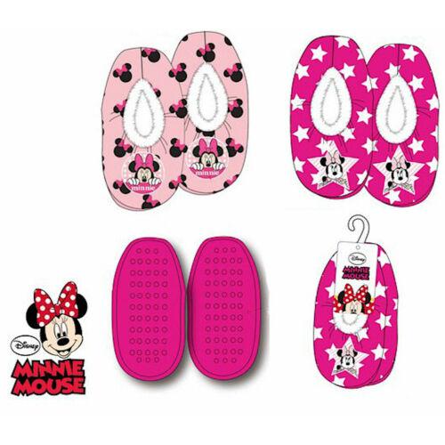 Disney Minnie piros téli gyerekpapucs