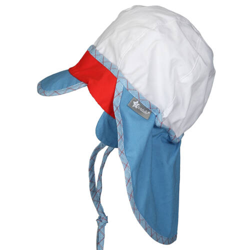 Napellenzős, Sterntaler sapka, UV védelemmel